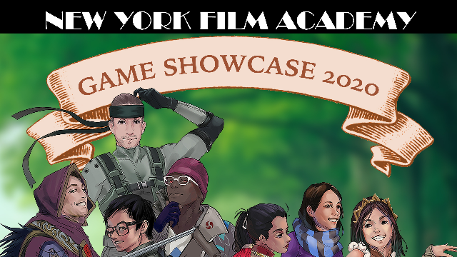 Game Design's 2020 Showcase