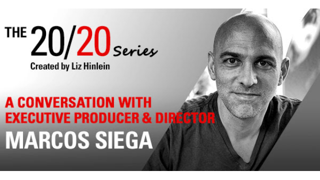 A Conversation with Executive Producer and Director Marcos Siega